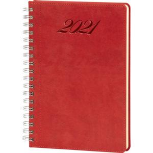 PT-138 Günlük Spiralli Ajanda 20x28 cm İç Kağıtlar Boyutu: 20x28 cm Kağıt Cinsi: 70 gr. Krem Kağıt 336 Sayfa Termo Deri Kapak