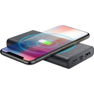 Batarya: A+ Lithium PolymerBaskı Alanı: Ön Yüz Işıklı Baskı / Beyaz IşıkWireless: Tek Sargılı %100 Bakır DevreGösterge: 4 Kademeli LED (25-50-75-100)Giriş: DC5V 1A (MAX) / Micro+ Type-C Çıkış: DC5V 2.4A (MAX) / 1USB/ 5W WirelessAğırlık: 237 GramMateryal: Kumaş ve RubberEbat: 133 x 68.3 x 17.6 mm Kablo: 1.5 A (MAX) Micro & IOS / Type-C Çoğaltıcı Lütfen telefonunuzu kendi orjinal kablosu ile kullanınızBataryalarımız test edilmiş olup 2 yıl garantilidir.