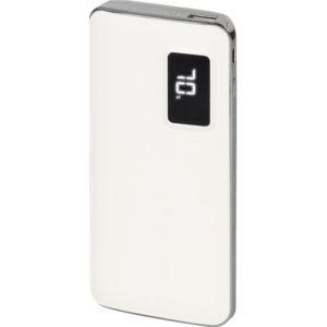 13.000 mAh Powerbank Batarya: Lithium ION Gösterge: LED Ekran Giriş: DC5V 1A (MAX) / Micro Çıkış: DC5V 1A (MAX) / 2 USB Ağırlık: 245 Gram Materyal: ABS Ebat: 145 x 70 x 21 mm Kablo: 1.5 A (MAX) Micro & IOS Adaptör Lütfen telefonunuzu kendi orjinal kablosu ile kullanınız Bataryalarımız test edilmiş olup 2 yıl garantilidir.