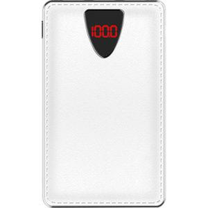 Powerbank 10.000 mAh Batarya: LG / ATL Gösterge: İkinci Nesil LCD Giriş: DC5V 1A (MAX) / Micro Çıkış: DC5V 2.1A (MAX) / 3 USB Ağırlık: 174 Gram Materyal: ABS Ebat: 120 x 70 x 13 mm Kablo: 1.5 A (MAX) Micro & IOS Adaptör Led Fenerli Lütfen telefonunuzu kendi orjinal kablosu ile kullanınız Bataryalarımız test edilmiş olup 2 yıl garantilidir.