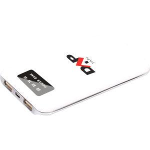 Powerbank 10.000 mAh A+ Lithium Polymer 4 Kademeli LED Giriş: DC5V 1A (Max) / Micro Çıkış: DC5V2A (Max) / 1USB 201 Gram Cam Görünümlü ABS 143 x 71 x16 mm 1.5A (Max) Micro & IOS Adaptör Lütfen telefonunuzu kendi orjinal kablosu ile kullanınız Bataryalarımız test edilmiş olup 2 yıl garantilidir.