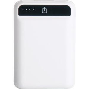 Powerbank 10.000 mAh A+ Lithium Polymer 4 Kademeli LED Giriş: DC5V1A (Max) / Micro Çıkış: DC5V1A (Max) / 2USB 145 Gram Rubber 63 x 90 x 24 mm Kablo: 1.5 A(Max) Micro & IOS Adaptör Lütfen telefonunuzu kendi orjinal kablosu ile kullanınız Bataryalarımız test edilmiş olup 2 yıl garantilidir.