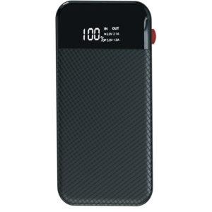Powerbank 10.000 mAh Batarya: A+ Lithium Polymer Gösterge: İkinci Nesil LCD Giriş: DC5V 1A (Max) / Micro Çıkış: DC5V 2A (Max) / 1 USB Dahili Çıkışlar: Çift Yönlü Micro ve IOS Kablo Ağırlık: 205 Gram Materyal: ABS Ebat 131 x 69 x 16 mm Kablo: 1.5 A (Max) Micro & Kendinden Kablolu Lütfen telefonunuzu kendi orjinal kablosu ile kullanınız Bataryalarımız test edilmiş olup 2 yıl garantilidir.