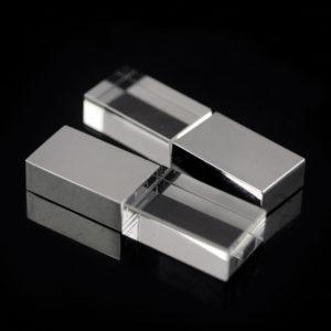 Kristal Usb Bellek Metal Kutulu 16, 32 GB seçenekli