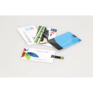 Kart Usb Bellek Plasti Kutulu 16, 32 GB seçenekli