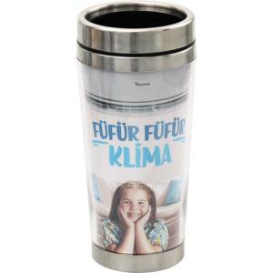 Reklamlı Termos Bardak Kapasite: 480 ml Ebat: 8 x 18 cm Ofset / Dijital Baskıya uygundur.