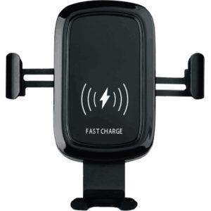 Telefon Tutucu Materyal: ABS, Silikon Net Ağırlık: 195g Ebat: 10 x 11,5 x 5 cm Baskı: Serigrafi, Lazer Wireless Şarj Giriş: 5v/2A 9V/1,67A Çıkış: 5V/1A 9V/1,1A Şarj Mesafesi: 3-8mm