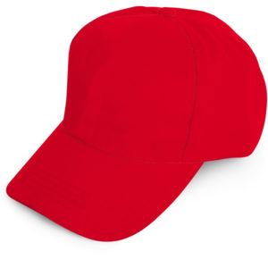 Komple Renkli Polyester Şapka Tam Tela 5 Panel 4 Kuş Gözlü