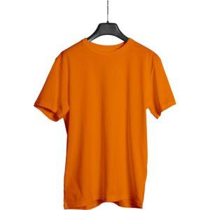 Tüp Kesim T-shirt S-M-L-XL-XXL 125 gr. ve 145 gr. Seçenekli