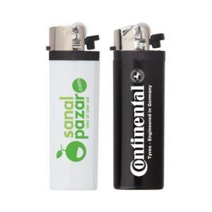 Lighter Taşlı Siboplu Çakmak Çakmak Ölçüsü : 78x22 mm Çakmak Baskı Alanı : 53x14 mm