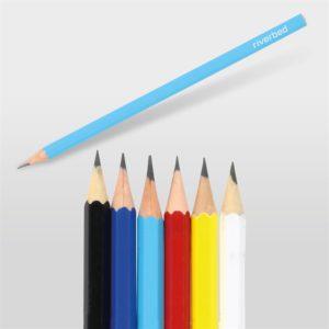 Fatih Marka Köşeli Renkli Kurşun Kalem