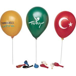 Özel Renk ve Baskılı Balon Fiyat Teklifi Alınız...