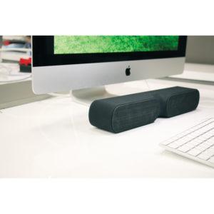 Speaker – Hoparlör Bluetooth 4.1 Batarya 1500mAh Baskı Bölgesi: Üst Yüz Işıklı Baskı/Beyaz Işık Destekleyiciler: TF, FM, USB, BT, AUX, SD Giriş: DC5V 1A (Max) Şarj Süresi: 3 Saat Ağırlık: 240 Gram Ölçüler: 38 x 7 x 5.5 cm Materyal: Rubber Kablo: 1.5A (Max) Micro Kutu: Hediye Kutusu Beyaz LED Işık Baskılı