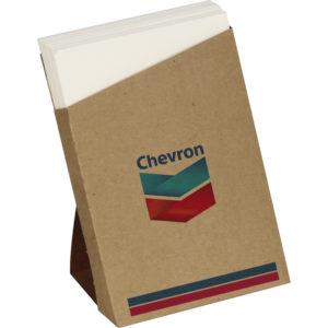 Kraft Dik Bloknot 90 Yapraklı Kutu: 300 gr. Kraft Ebat: 9 x 13 cm İç Kitap Kağıdı 90 Yaprak 8.8 x 14 cm Fiyat Teklifi Alınız..